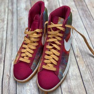 Nike-Blazer/Rainbow Women's Sneakers